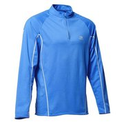 CAMISETA MANGA LARGA RUNNING HOMBRE RUN WARM AZUL KALENJI