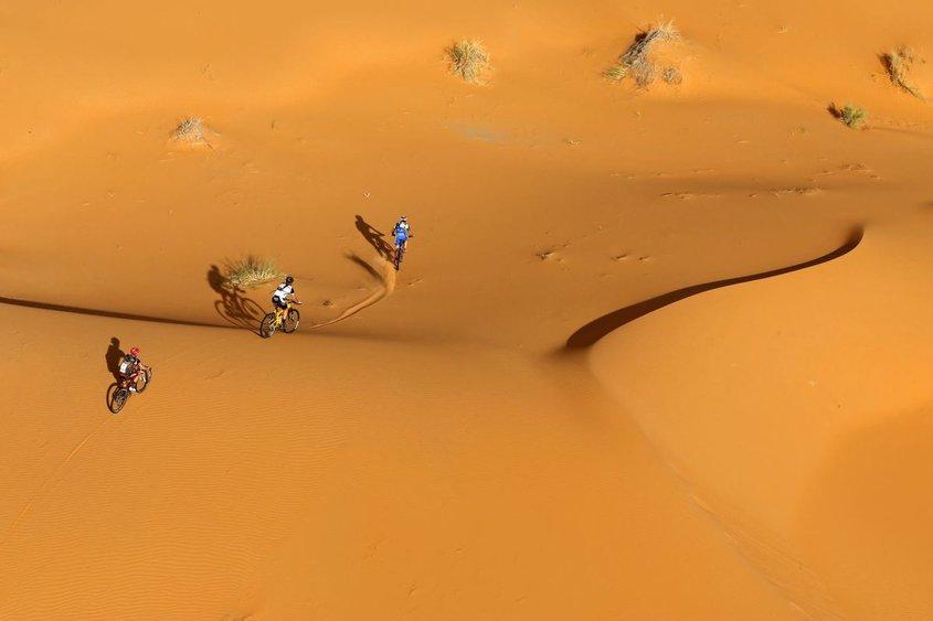 Presentación Titan Desert 2017