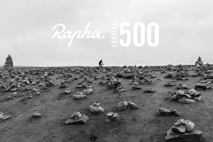 Vuelve el reto Rapha Festive 500